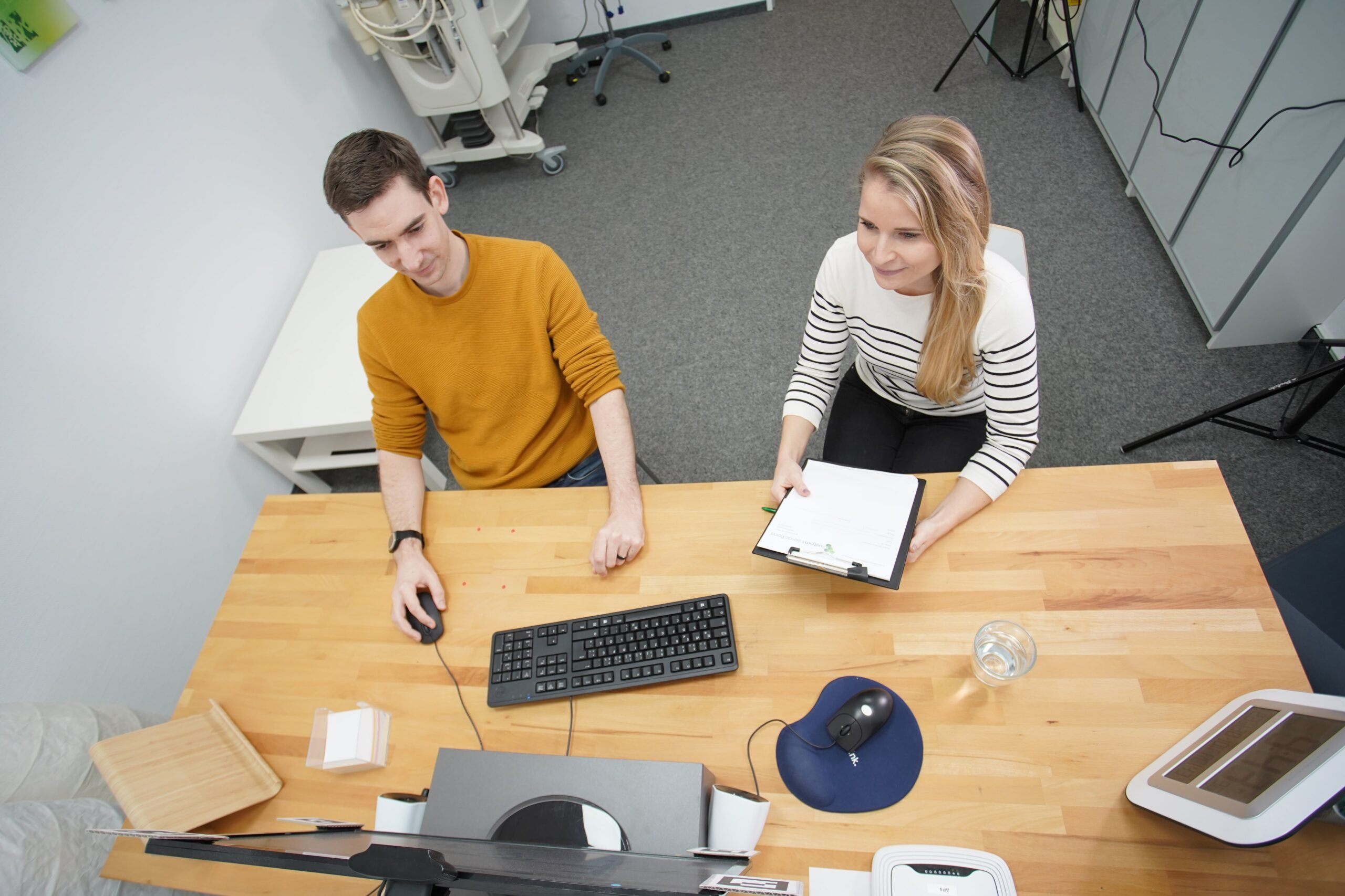 Usability Tests bei Custom Interactions
